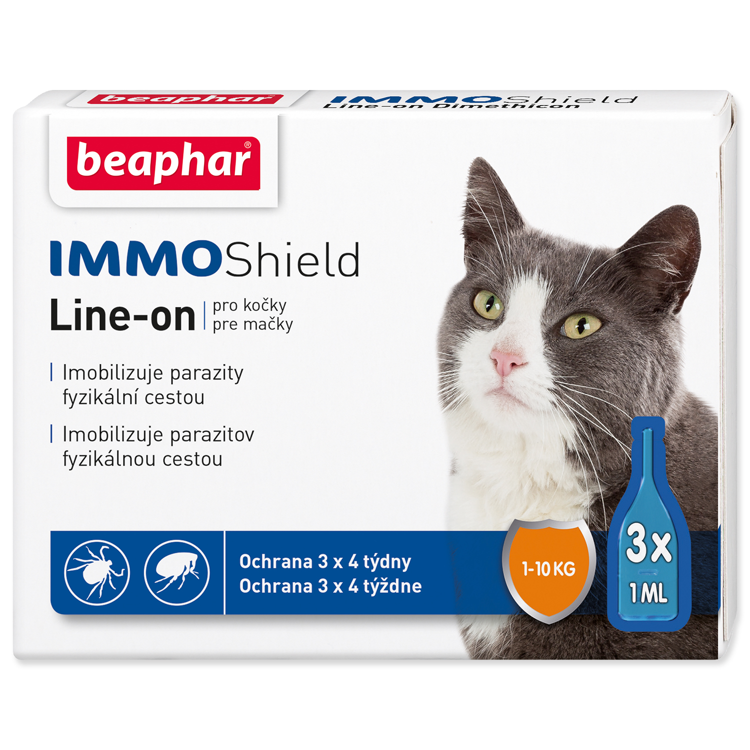IMMO Shield cat (6ks/bal)